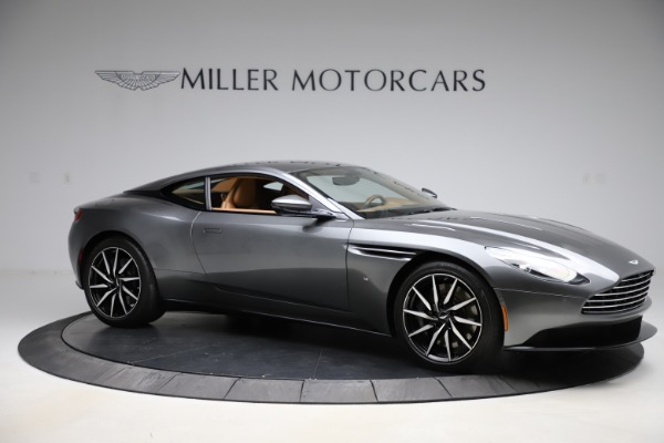 Used 2017 Aston Martin DB11 for sale $155,900 at Aston Martin of Greenwich in Greenwich CT 06830 9