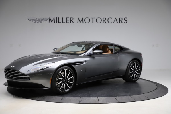 Used 2017 Aston Martin DB11 for sale $155,900 at Aston Martin of Greenwich in Greenwich CT 06830 1