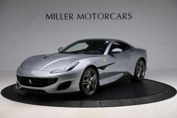Used 2019 Ferrari Portofino for sale $229,900 at Aston Martin of Greenwich in Greenwich CT 06830 13