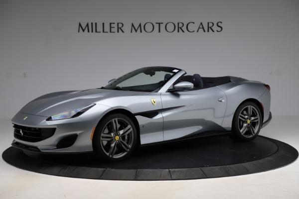 Used 2019 Ferrari Portofino for sale $229,900 at Aston Martin of Greenwich in Greenwich CT 06830 2