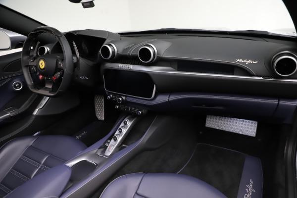 Used 2019 Ferrari Portofino for sale $229,900 at Aston Martin of Greenwich in Greenwich CT 06830 24