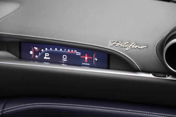Used 2019 Ferrari Portofino for sale $229,900 at Aston Martin of Greenwich in Greenwich CT 06830 28