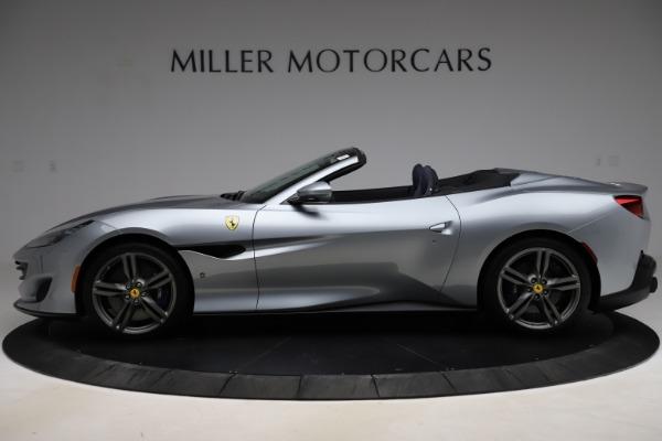 Used 2019 Ferrari Portofino for sale $229,900 at Aston Martin of Greenwich in Greenwich CT 06830 3