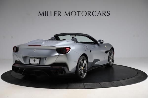 Used 2019 Ferrari Portofino for sale $229,900 at Aston Martin of Greenwich in Greenwich CT 06830 7