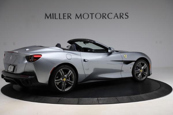 Used 2019 Ferrari Portofino for sale $229,900 at Aston Martin of Greenwich in Greenwich CT 06830 8