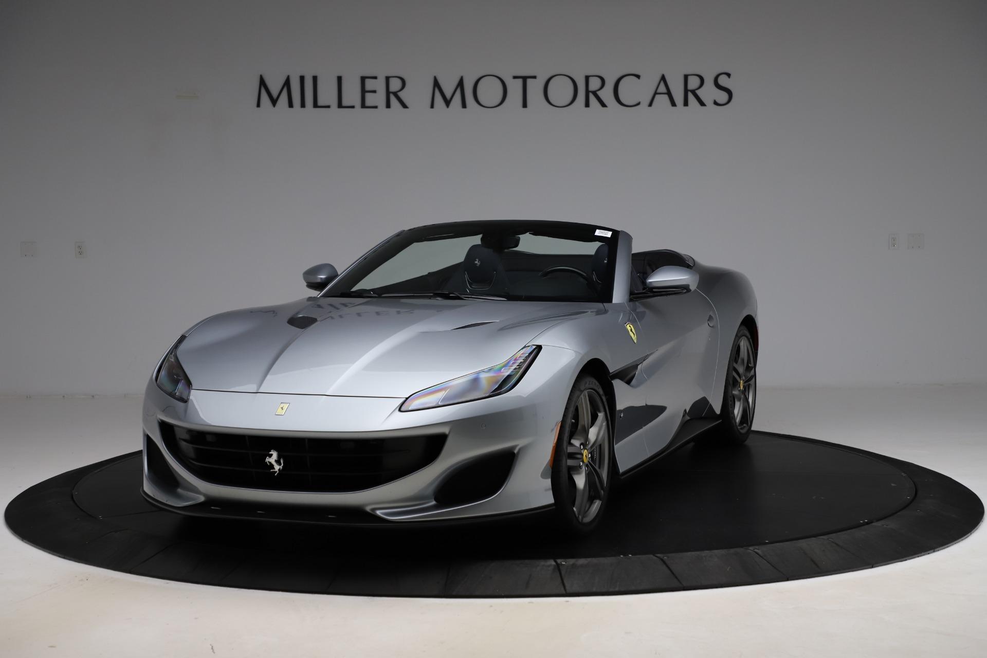 Used 2019 Ferrari Portofino for sale $229,900 at Aston Martin of Greenwich in Greenwich CT 06830 1