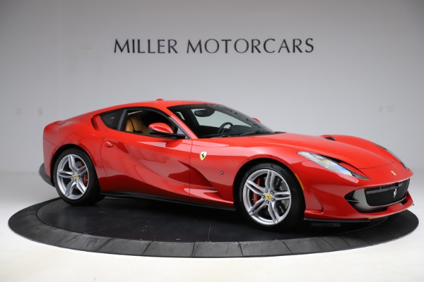 Used 2019 Ferrari 812 Superfast for sale Call for price at Aston Martin of Greenwich in Greenwich CT 06830 10