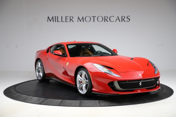 Used 2019 Ferrari 812 Superfast for sale Call for price at Aston Martin of Greenwich in Greenwich CT 06830 11