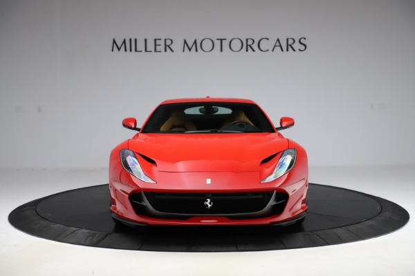 Used 2019 Ferrari 812 Superfast for sale Call for price at Aston Martin of Greenwich in Greenwich CT 06830 12