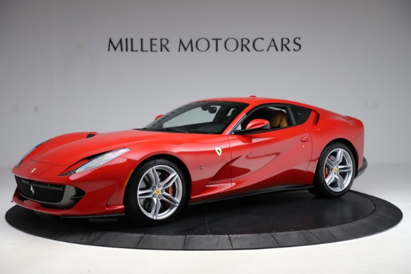 Used 2019 Ferrari 812 Superfast for sale Call for price at Aston Martin of Greenwich in Greenwich CT 06830 2