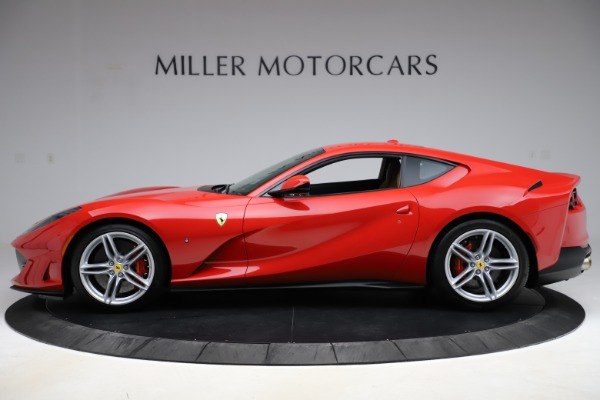 Used 2019 Ferrari 812 Superfast for sale Call for price at Aston Martin of Greenwich in Greenwich CT 06830 3