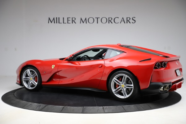 Used 2019 Ferrari 812 Superfast for sale Call for price at Aston Martin of Greenwich in Greenwich CT 06830 4
