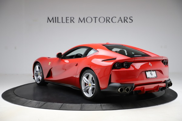Used 2019 Ferrari 812 Superfast for sale Call for price at Aston Martin of Greenwich in Greenwich CT 06830 5