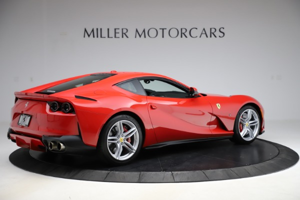Used 2019 Ferrari 812 Superfast for sale Call for price at Aston Martin of Greenwich in Greenwich CT 06830 8