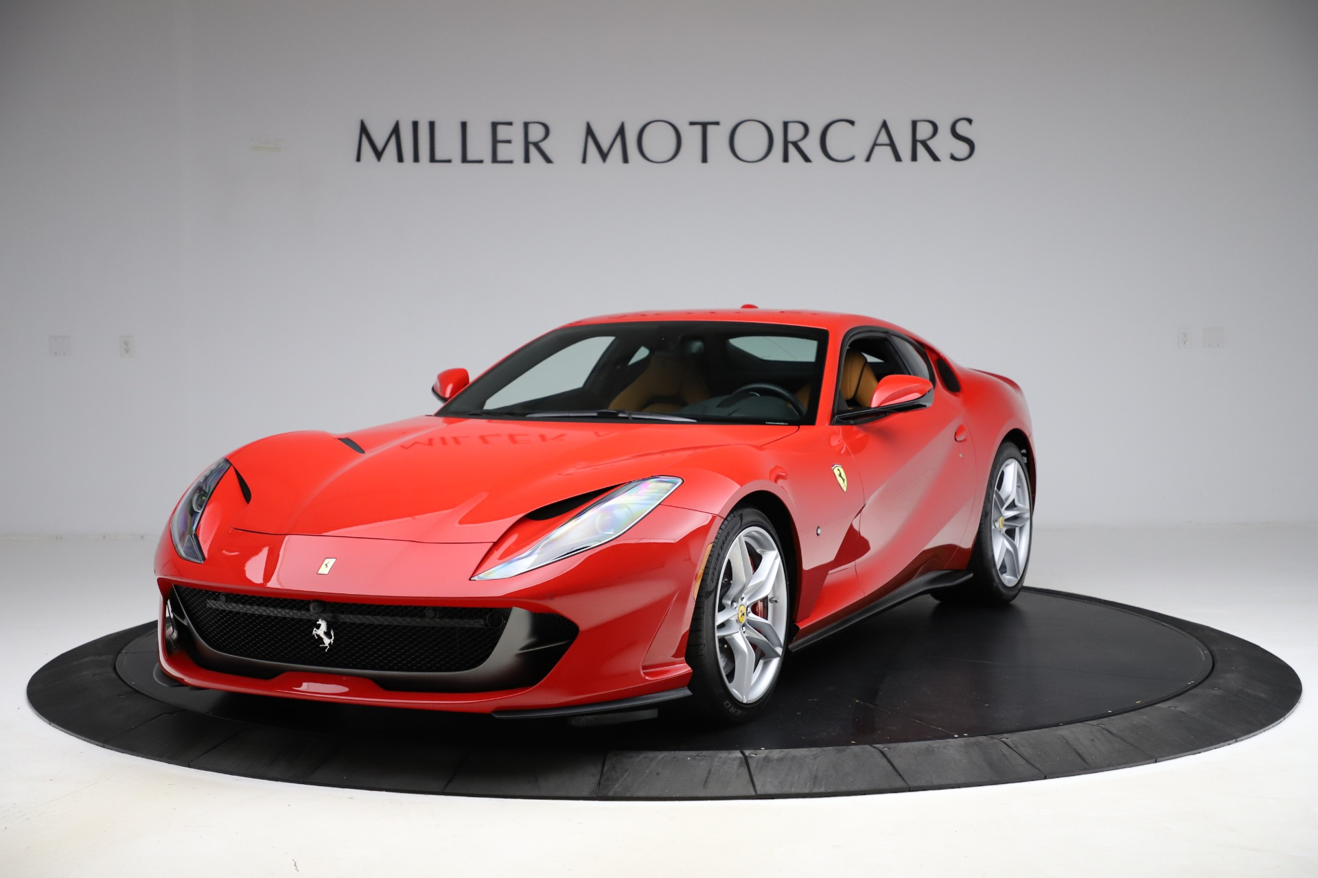 Used 2019 Ferrari 812 Superfast for sale Call for price at Aston Martin of Greenwich in Greenwich CT 06830 1
