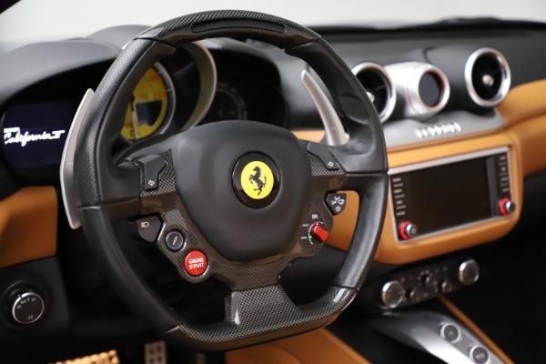 Used 2016 Ferrari California T for sale $157,900 at Aston Martin of Greenwich in Greenwich CT 06830 19
