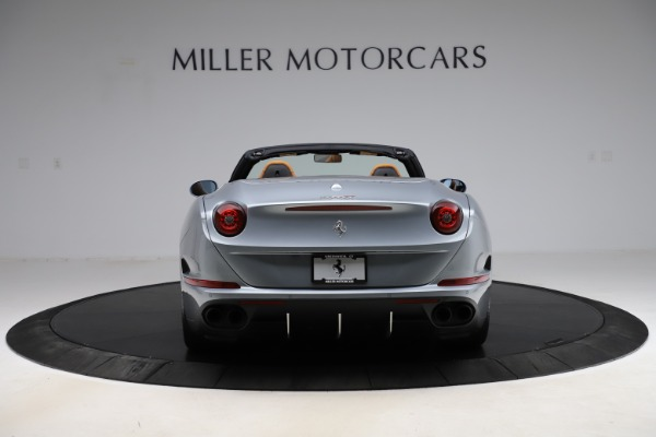 Used 2016 Ferrari California T for sale $157,900 at Aston Martin of Greenwich in Greenwich CT 06830 6