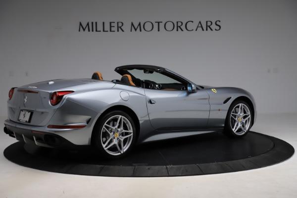 Used 2016 Ferrari California T for sale $157,900 at Aston Martin of Greenwich in Greenwich CT 06830 8