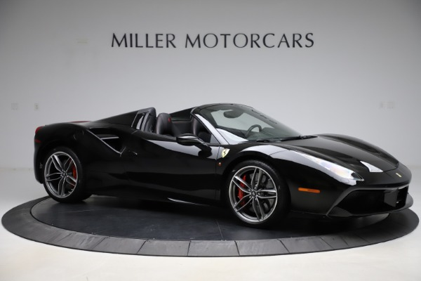 Used 2017 Ferrari 488 Spider for sale $276,900 at Aston Martin of Greenwich in Greenwich CT 06830 10