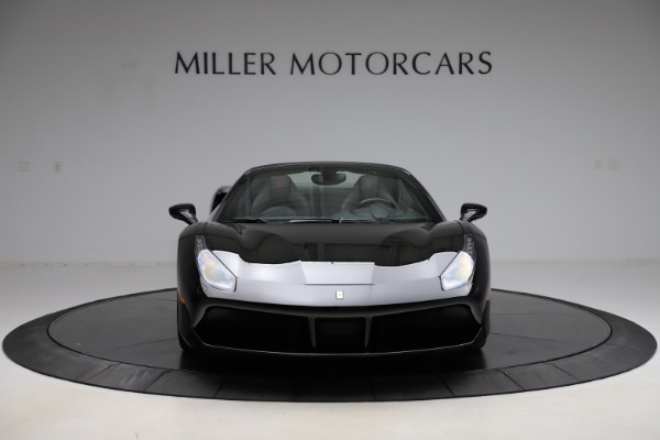 Used 2017 Ferrari 488 Spider for sale $276,900 at Aston Martin of Greenwich in Greenwich CT 06830 12