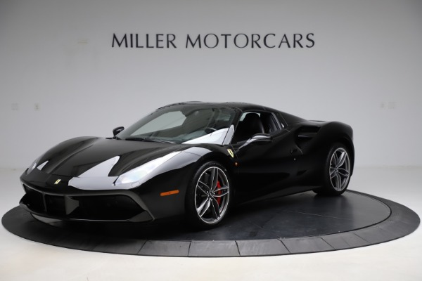 Used 2017 Ferrari 488 Spider for sale $276,900 at Aston Martin of Greenwich in Greenwich CT 06830 13