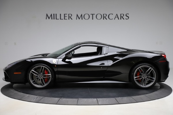 Used 2017 Ferrari 488 Spider for sale $276,900 at Aston Martin of Greenwich in Greenwich CT 06830 14