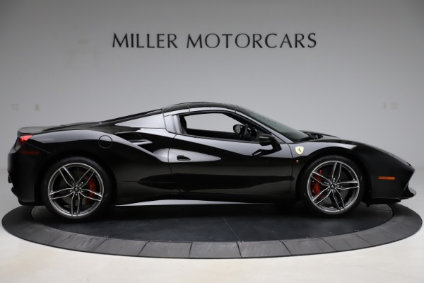 Used 2017 Ferrari 488 Spider for sale $276,900 at Aston Martin of Greenwich in Greenwich CT 06830 15