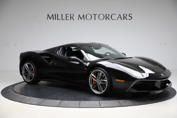 Used 2017 Ferrari 488 Spider for sale $276,900 at Aston Martin of Greenwich in Greenwich CT 06830 16