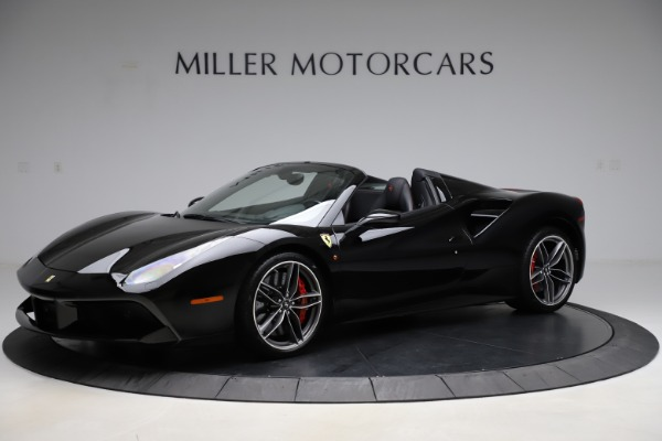 Used 2017 Ferrari 488 Spider for sale $276,900 at Aston Martin of Greenwich in Greenwich CT 06830 2