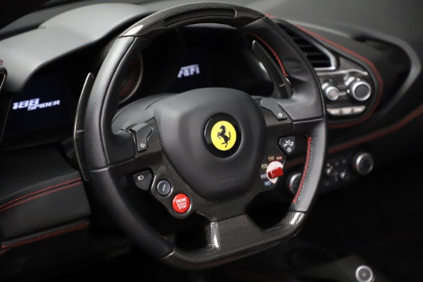 Used 2017 Ferrari 488 Spider for sale $276,900 at Aston Martin of Greenwich in Greenwich CT 06830 26