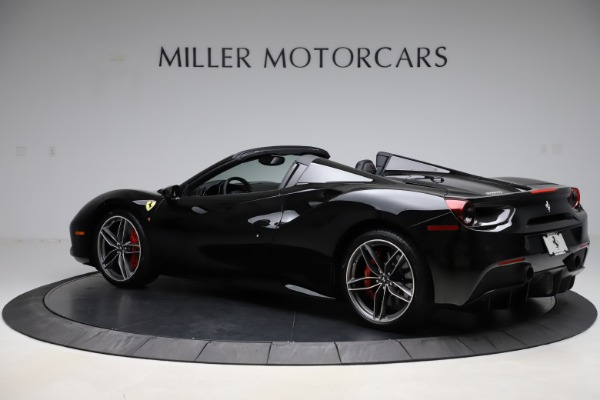 Used 2017 Ferrari 488 Spider for sale $276,900 at Aston Martin of Greenwich in Greenwich CT 06830 4
