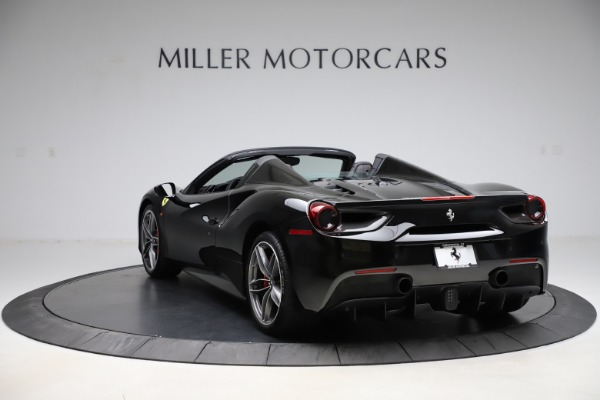 Used 2017 Ferrari 488 Spider for sale $276,900 at Aston Martin of Greenwich in Greenwich CT 06830 5