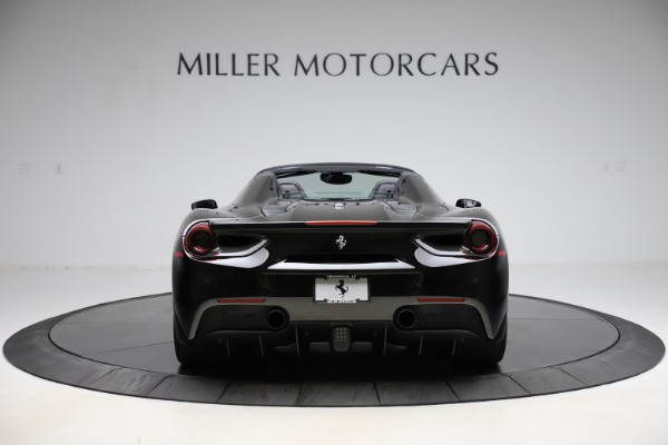 Used 2017 Ferrari 488 Spider for sale $276,900 at Aston Martin of Greenwich in Greenwich CT 06830 6