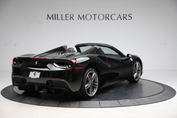 Used 2017 Ferrari 488 Spider for sale $276,900 at Aston Martin of Greenwich in Greenwich CT 06830 7