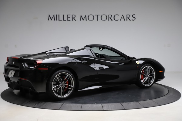 Used 2017 Ferrari 488 Spider for sale $276,900 at Aston Martin of Greenwich in Greenwich CT 06830 8
