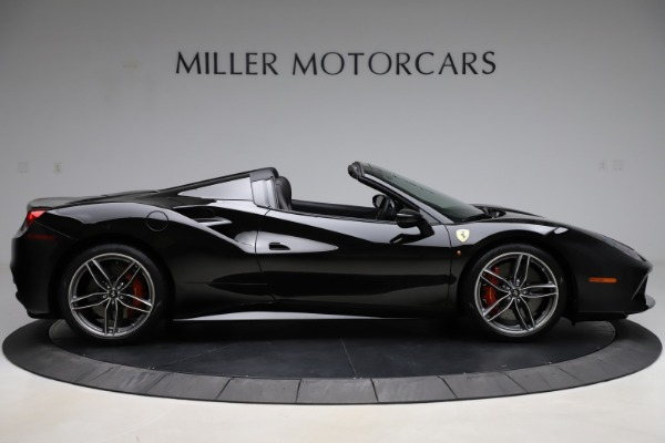 Used 2017 Ferrari 488 Spider for sale $276,900 at Aston Martin of Greenwich in Greenwich CT 06830 9