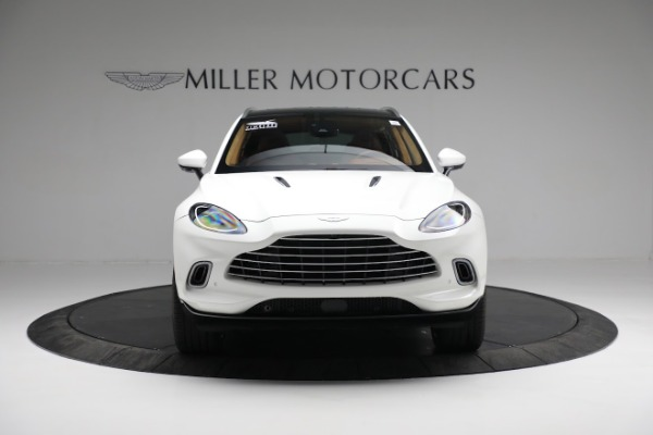 New 2021 Aston Martin DBX for sale $211,636 at Aston Martin of Greenwich in Greenwich CT 06830 11