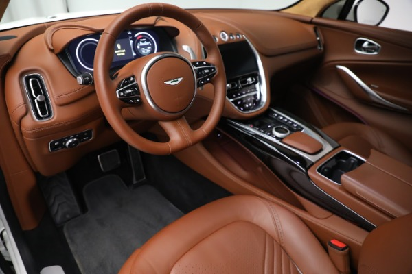 New 2021 Aston Martin DBX for sale $211,636 at Aston Martin of Greenwich in Greenwich CT 06830 13