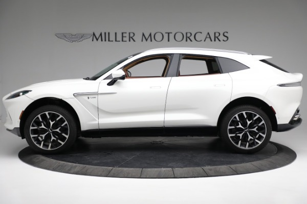 New 2021 Aston Martin DBX for sale $211,636 at Aston Martin of Greenwich in Greenwich CT 06830 2