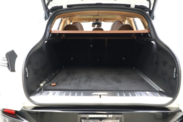 New 2021 Aston Martin DBX for sale $211,636 at Aston Martin of Greenwich in Greenwich CT 06830 26