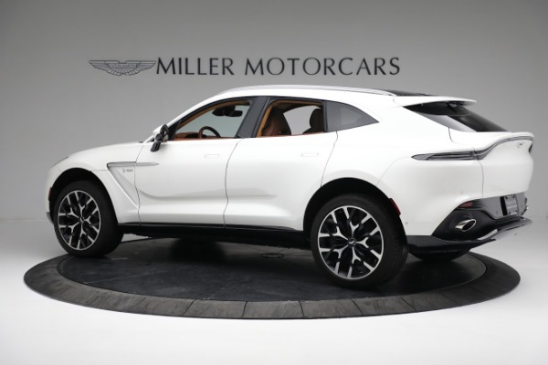 New 2021 Aston Martin DBX for sale $211,636 at Aston Martin of Greenwich in Greenwich CT 06830 3