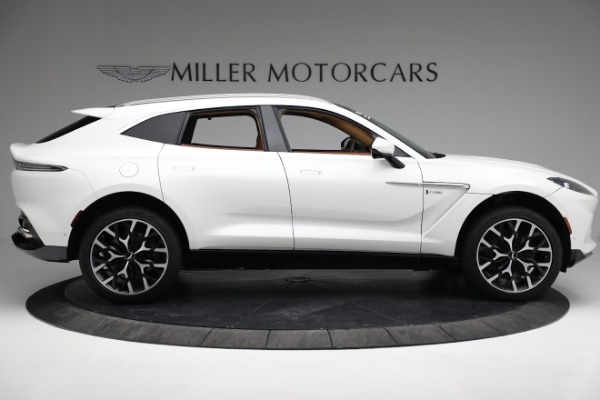 New 2021 Aston Martin DBX for sale $211,636 at Aston Martin of Greenwich in Greenwich CT 06830 8