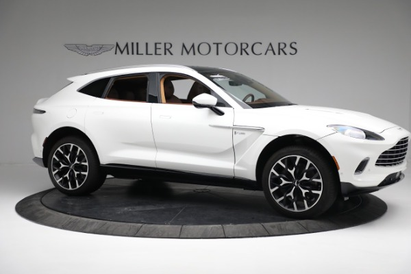 New 2021 Aston Martin DBX for sale $211,636 at Aston Martin of Greenwich in Greenwich CT 06830 9