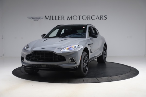 New 2021 Aston Martin DBX for sale $194,486 at Aston Martin of Greenwich in Greenwich CT 06830 10