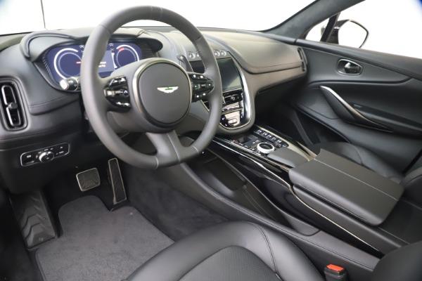 New 2021 Aston Martin DBX SUV for sale $194,486 at Aston Martin of Greenwich in Greenwich CT 06830 11