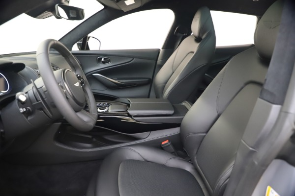 New 2021 Aston Martin DBX SUV for sale $194,486 at Aston Martin of Greenwich in Greenwich CT 06830 12