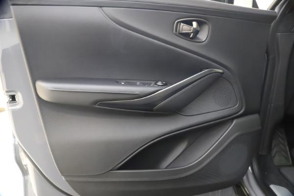 New 2021 Aston Martin DBX SUV for sale $194,486 at Aston Martin of Greenwich in Greenwich CT 06830 14
