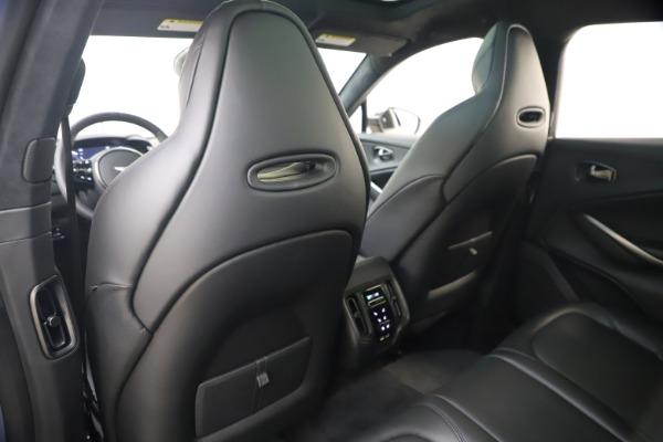 New 2021 Aston Martin DBX SUV for sale $194,486 at Aston Martin of Greenwich in Greenwich CT 06830 17