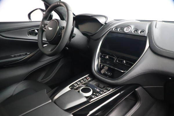 New 2021 Aston Martin DBX for sale $194,486 at Aston Martin of Greenwich in Greenwich CT 06830 18