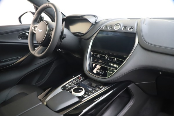 New 2021 Aston Martin DBX SUV for sale $194,486 at Aston Martin of Greenwich in Greenwich CT 06830 19